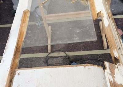 Instandsetzung von Kastendoppelfenstern